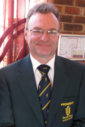 Horsehay Village Golf Club President