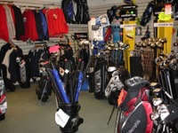 Horsehay Village Golf Shop